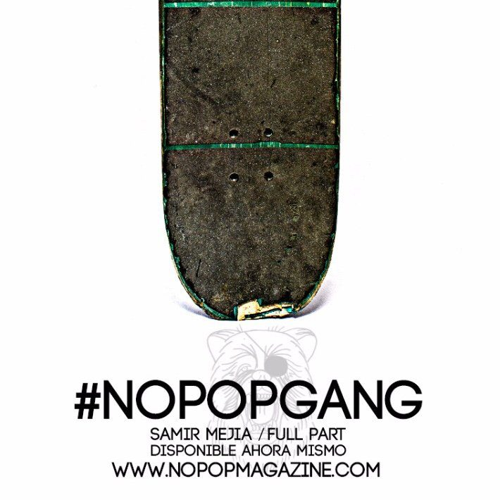 Nopopular skateboards
